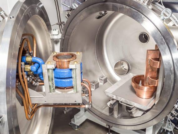 Horno de fusión de laboratorio