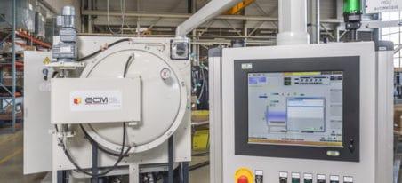 multi flow quenching furnaces - fours de trempe multiflux | ECM technologies