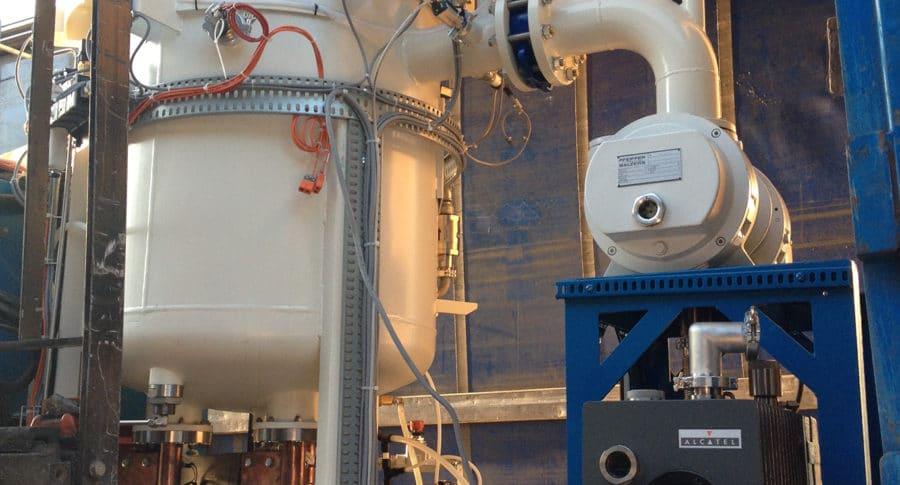traitement thermique sous vide
